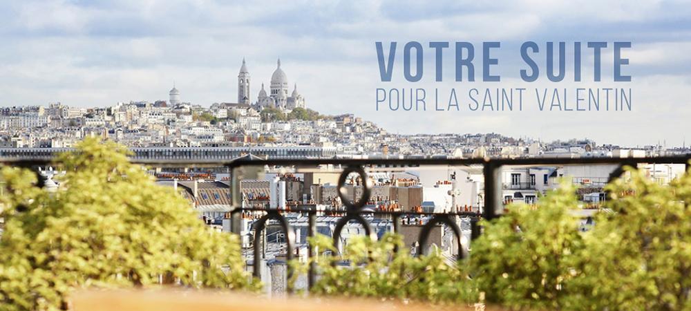 Les trois plus belles chambres de paris lifestyle merci alfred - Les plus belles images de saint valentin ...