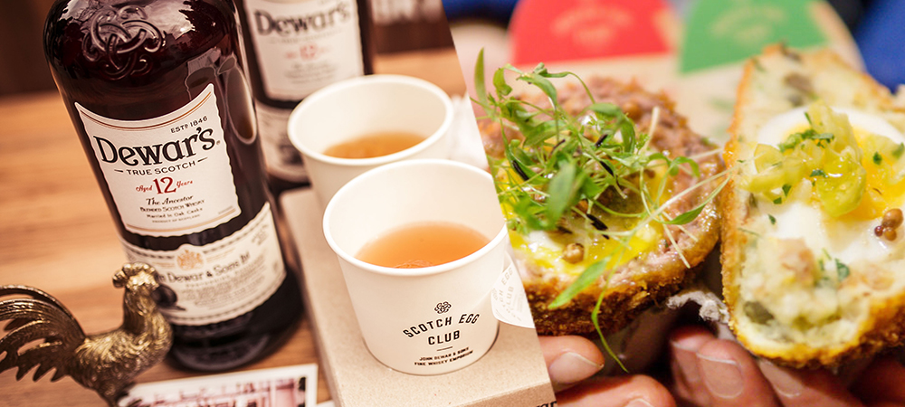 Street-food, chicks et whisky