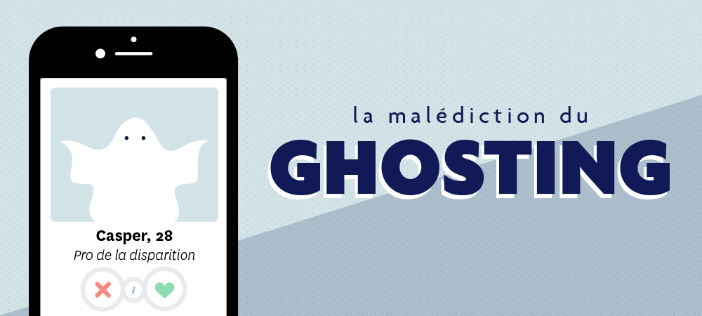 La malédiction du ghosting