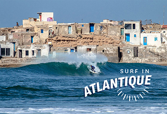 Surf In Atlantique